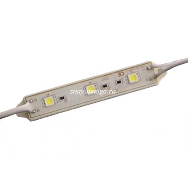 Светодиодный модуль MultiLed M-1 smd 5050 (3 светодиода)